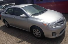 Almost brand new Toyota Corolla Petrol 2011 for sale