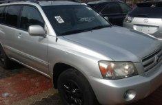 Toyota Highlander 2007 Automatic Petrol ₦2,780,000 for sale