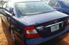 Toyota Camry 2004 Petrol Automatic Blue for sale