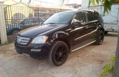 2007 Mercedes-Benz ML 500 Automatic Petrol well maintained for sale