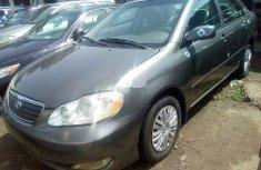 Toyota Corolla 2005 Automatic Petrol ₦1,850,000 for sale
