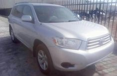 2008 Toyota Highlander Automatic Petrol well maintained for sale