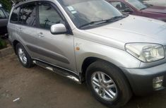 Toyota RAV4 2003 Petrol Automatic Grey/Silver for sale