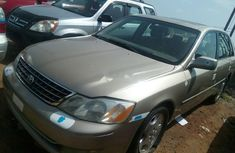 2003 Toyota Avalon Automatic Petrol well maintained for sale