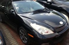 Lexus ES 2004 Petrol Automatic Black for sale