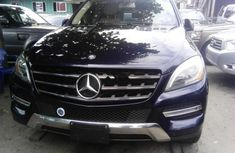 2015 Mercedes-Benz ML350 for sale in Lagos
