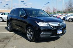 2016 Used Tokunboh Acura MDX FOR SALE