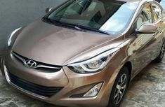 Hyundai Elantra 2015 FOR SALE