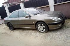 Clean 2005 Peugeot 607 for sale