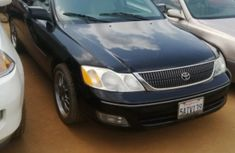 Toyota Avalon black 2003 for sale