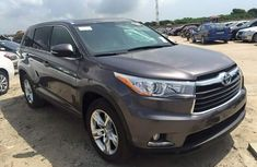Tokunbo Toyota Highlander 2018 FOR SALE