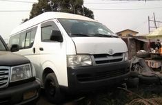 Foreign used Toyota Hiace bus 2011 FOR SALE