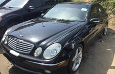 2007 Mercedes-Benz E320 Automatic Petrol well maintained for sale