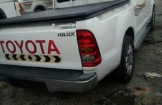 2012 Toyota Hilux for sale in Lagos