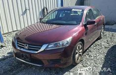 2013 HONDA ACCORD LX for sale