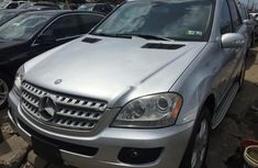 Almost brand new Mercedes-Benz ML350 Petrol 2007 for sale