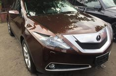2012 Acura ZDX Automatic Petrol well maintained for sale