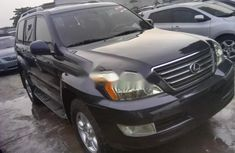 Lexus GX 2005 Petrol Automatic Blue for sale