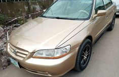 Honda Accord 2001 ₦590,000 for sale
