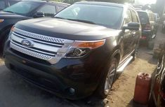 Ford Explorer 2012 Automatic Petrol ₦7,000,000 for sale