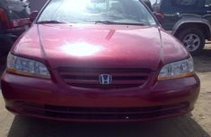 Direct Honda Accord 1998 for sale