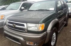 2000 Toyota 4-Runner Automatic Petrol well maintained for sale