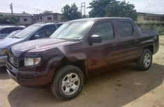 2007 Honda Ridgeline for sale in Lagos