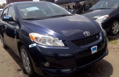 Almost brand new Toyota Matrix Petrol 2010 for sale