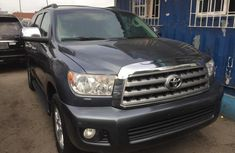 2011 Toyota Sequoia Automatic Petrol well maintained for sale