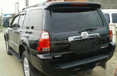 Toyota 4-Runner 2007 Black for sale