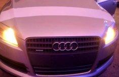 Audi Q7 2008 Silver for sale