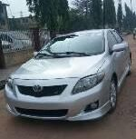 Toyota Corolla 2010 Automatic Petrol ₦3,250,000 for sale