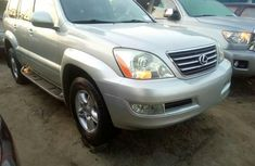 Lexus GX 2006 Petrol Automatic Grey/Silver for sale