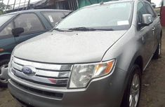 Ford Edge 2008 Petrol Automatic Grey/Silver for sale