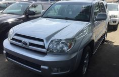 Toyota 4-Runner 2005 Petrol Automatic Grey/Silver for sale