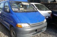 Toyota HiAce 2002 Manual Petrol ₦3,780,000 for sale