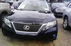 Almost brand new Lexus RX Petrol 2012 for sale