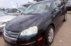 Volkswagen Jetta 2007 Petrol Automatic Black for sale
