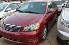 2005 Toyota Corolla Other Petrol well maintained for sale