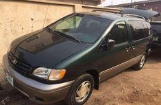Toyota Sienna 2002 ₦1,250,000 for sale
