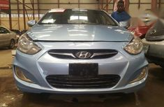 Hyundai Accent 2013 Blue for sale
