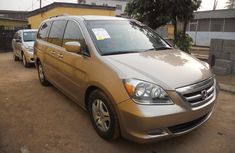 Honda Odyssey 2006 Petrol Automatic Gold for sale