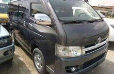 Clean Toyota Hiace 2008 for sale at affordable price