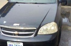 Chevrolet Optra 2000 Black for sale