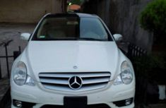 Foreign Used(tokunbo) Mercedes Benz R350 2008 FOR SALE