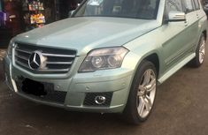 Mercedes Benz GLK350 CDI 2010 FOR SALE