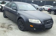 2007 Audi A6 Black for sale