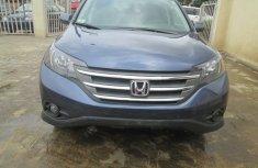 A clean tokunbo Honda CRV 2014 for sale