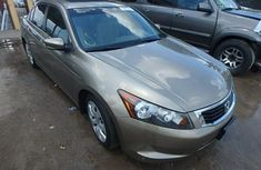 Good Tokunbo Honda Accord 2010 For Sale