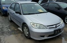 Foreign used Honda Civic coupe 2004 model for sale
